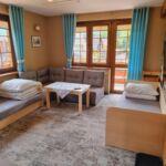 Pogled na planine Mali balkon soba sa 3 kreveta(om) (za 4 osoba(e))