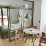 Apartman s balkónem  pro 4 os. se 2 ložnicemi
