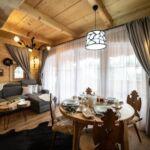 Domek drewniany 7-osobowy Deluxe