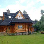Domek drewniany 6-osobowy Deluxe