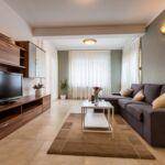 Grand Apartman pro 4 os. se 2 ložnicemi v přízemí (s možností přistýlky)
