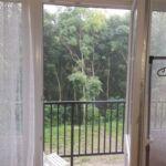Erdőre néző kertre néző 3 fős apartman 1 hálótérrel