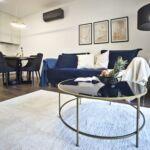 Emeleti Deluxe 4 fős apartman 2 hálótérrel