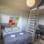 Apartman s galérií  pro 4 os. s 1 ložnicí