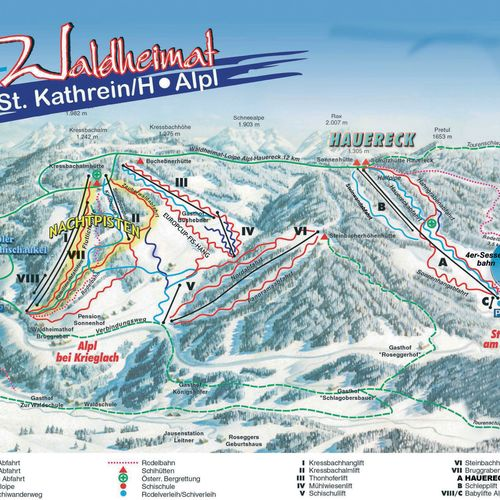 Waldheimat Alpl