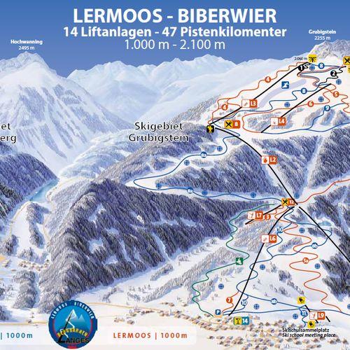 Lermoos - Biberwier