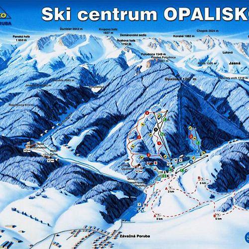 Ski Centrum Opalisko - Závažná Poruba