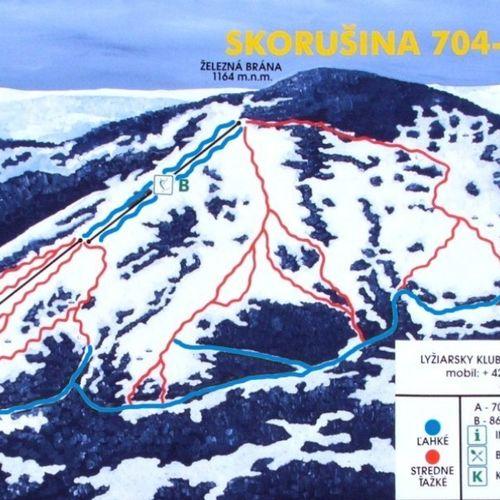 Ski Skorušina Klenovec