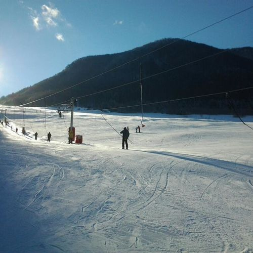 Ski Július - Vyšná Slaná
