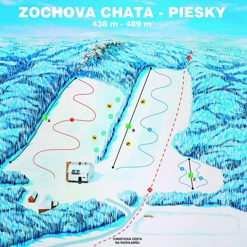 LK Baba - Zochova Chata Piesky