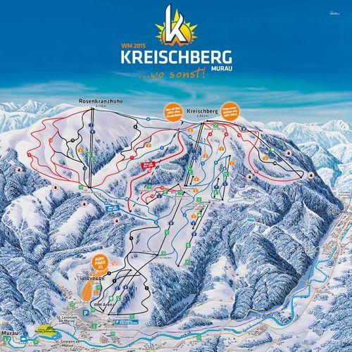 Kreischberg - Murau