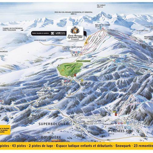 Font Romeu-Bolquére - Pyrénées 2000