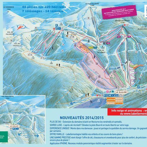 La Bresse - Hohneck