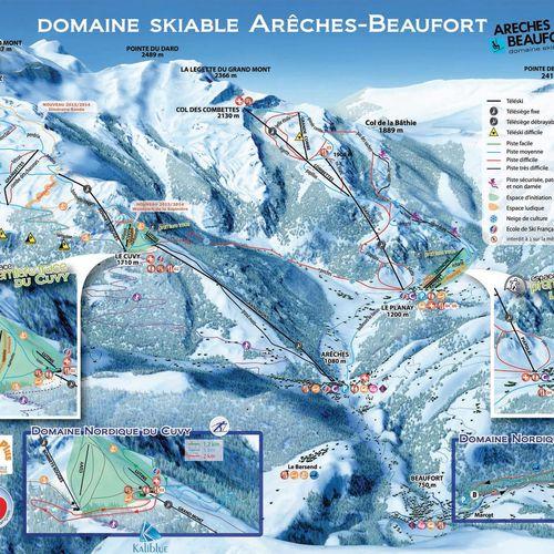 Aręches - Beaufort