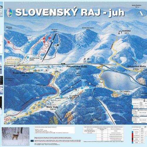 Lyžiarske stredisko Ski Mlynky