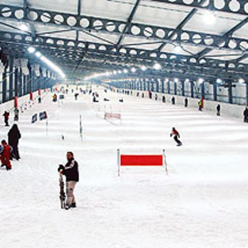Snowhall Amneville (kryty)