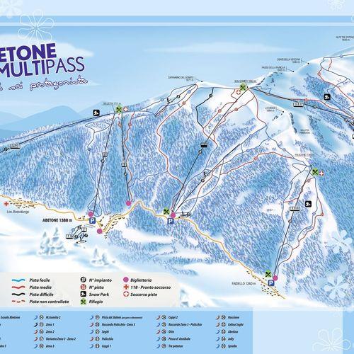 Abetone - Val di Luce