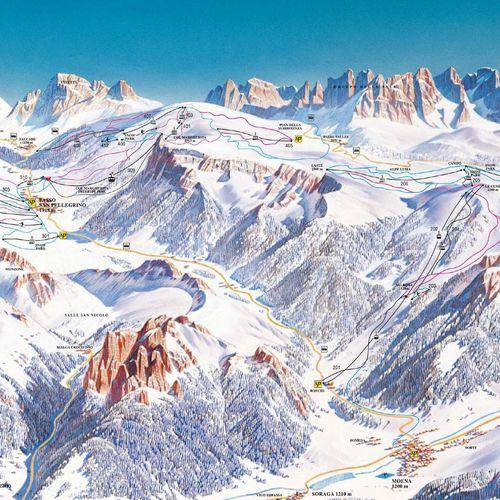Alpe Lusia - Bellamonte