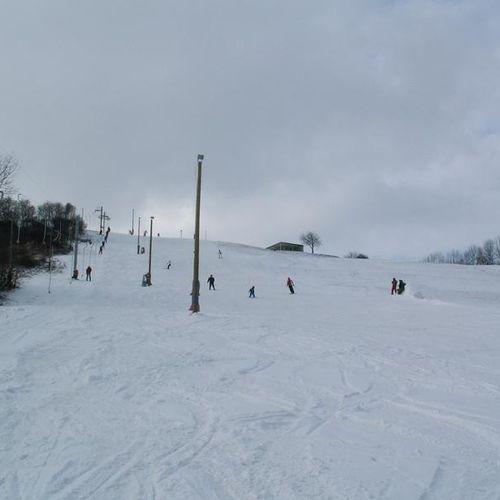 Lyžiarske stredisko Dačov Lom - Skicentrum Lomník