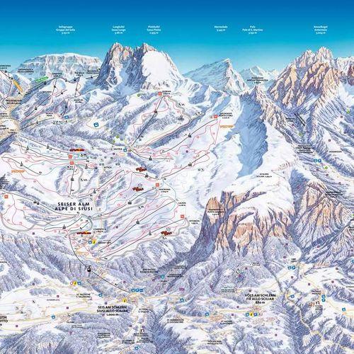 Seiser Alm (Alpe di Siusi)