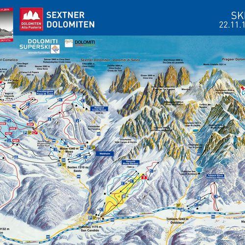 Sextner Dolomiten - Alta Pusteria