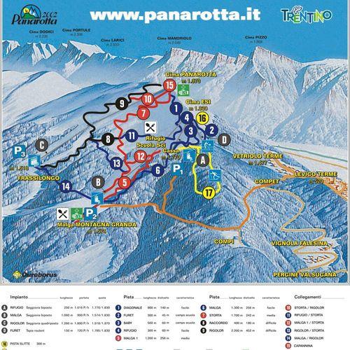 Valsugana - Panarotta 2002