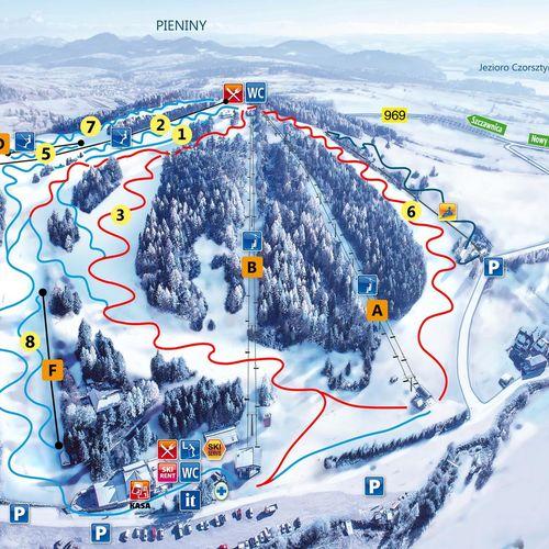 Czorsztyn Ski - Kluszkowce