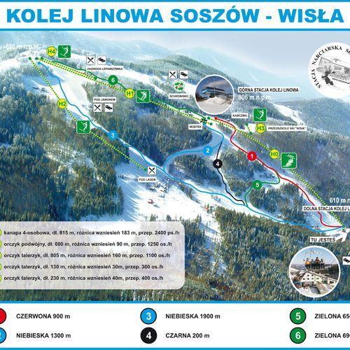 Wisla - Soszów