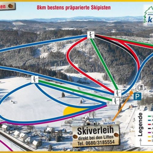 Karlstift - Aichelberglifte