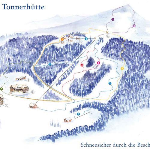 Tonnerhütte - Zirbitzkogel