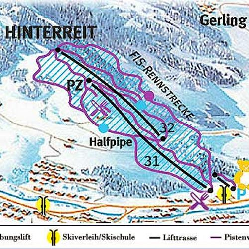 Hinterreit - Saalfelden
