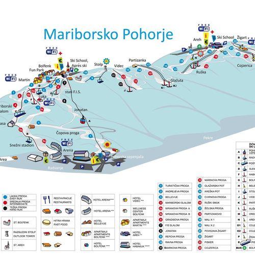 Maribor - Pohorje