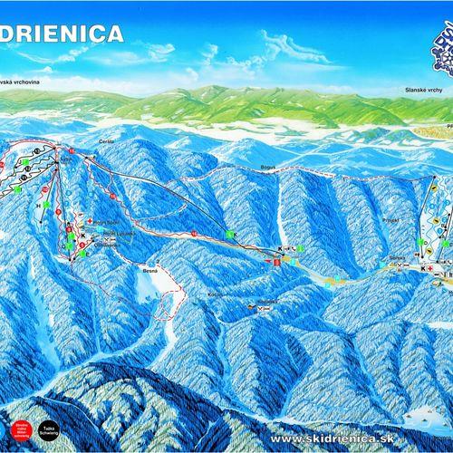 Lyžiarske stredisko Ski Drienica