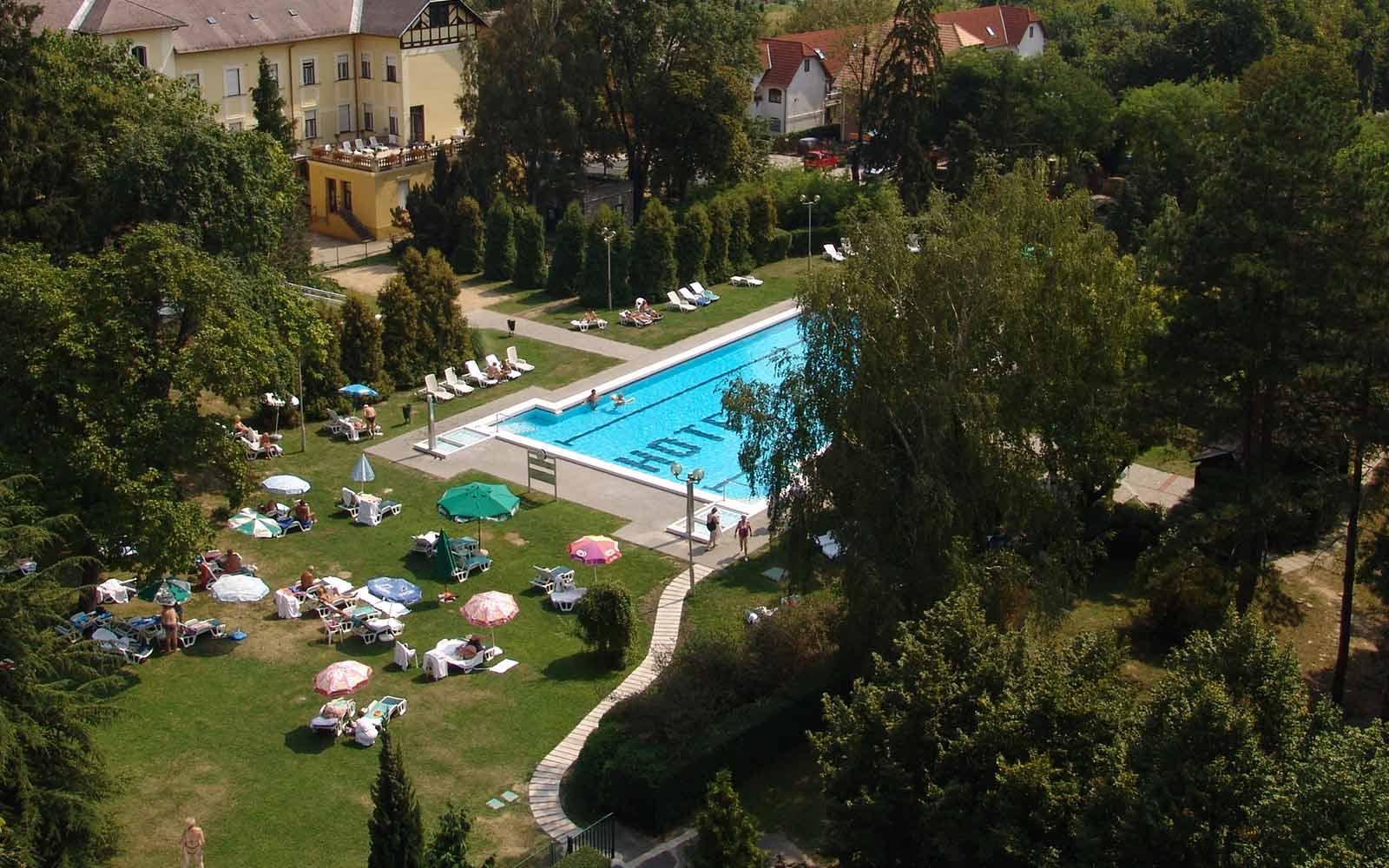 Hunguest Hotel Helios Hévíz
