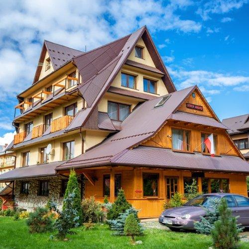 Dom wypoczynkowy Stoch-Mądry Biały Dunajec