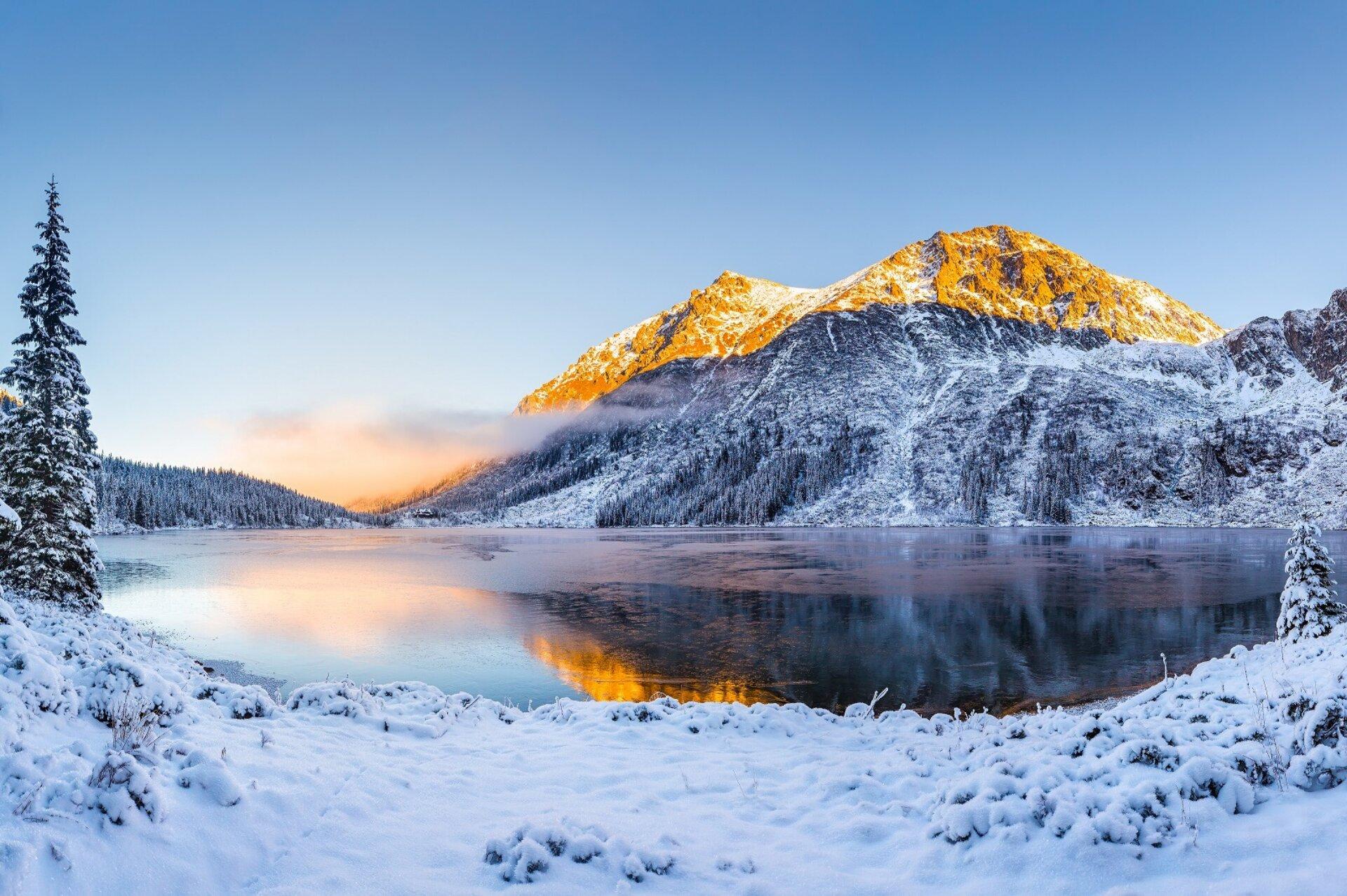 Ferie zimowe w polskich górach?