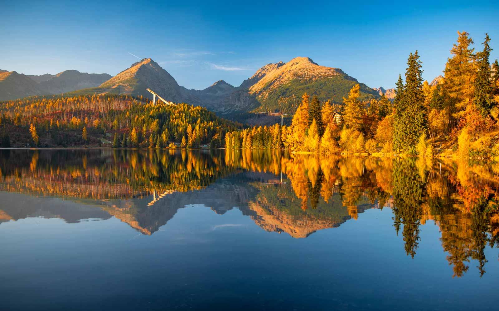 Objavte krásy Slovenska a podporte tým domáci cestovný ruch