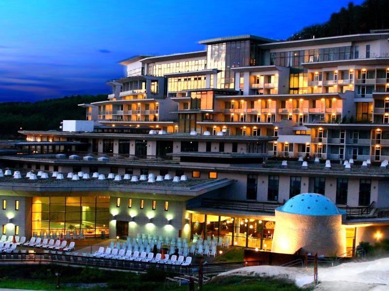 Exkluzív pihenés Egerszalókon a Saliris Resort Spa Hotelben