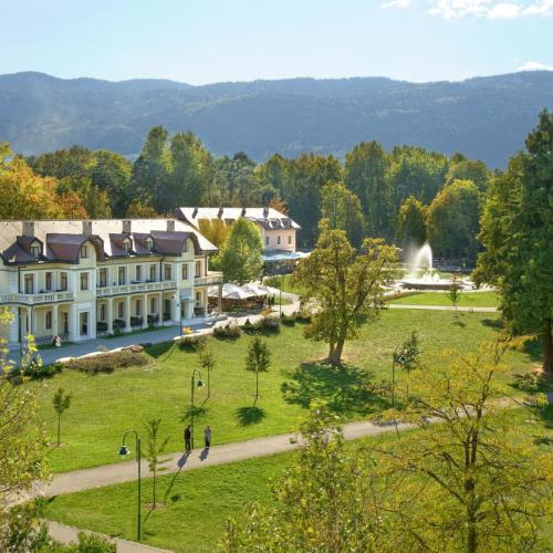 Spa Hotel Terme Szarajevó