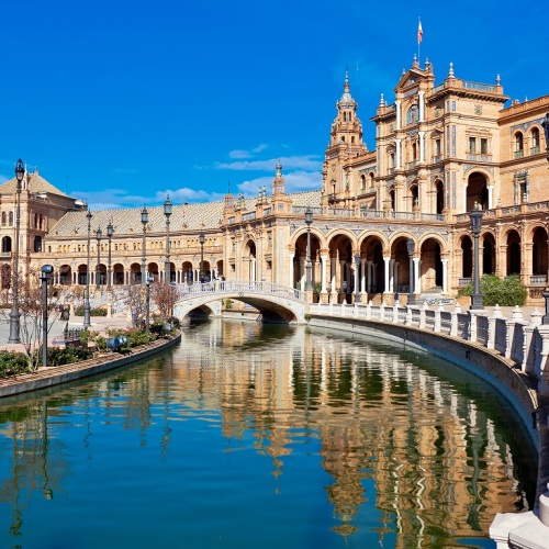 Hotel Virgen de Los Reyes Sevilla