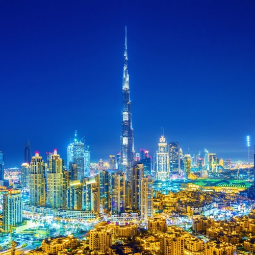 Dubai Körutazás