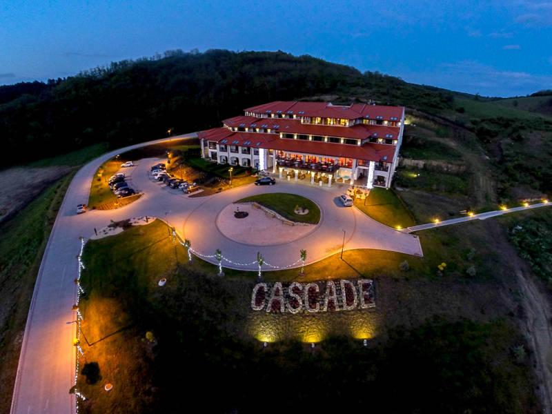 Páros élmények a Hotel Cascade-ban