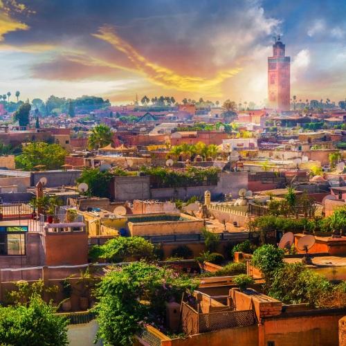 Le Renaissance Hotel Marrakesh
